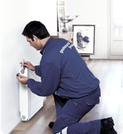 servicio de reparación de calefacciones